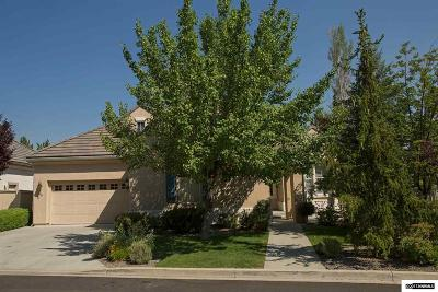 Reno Single Family Home Active/Pending-Loan: 3785 Bridge Creek Court
