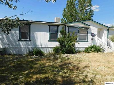 Winnemucca Manufactured Home For Sale: 6715 Ardis Dr