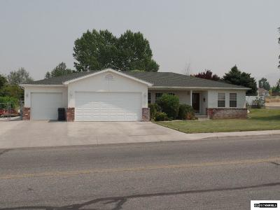 Winnemucca Single Family Home For Sale: 3201 Great Basin Ave.