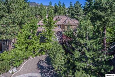 Washoe County Single Family Home Active/Pending-Call: 6495 Montreux Lane