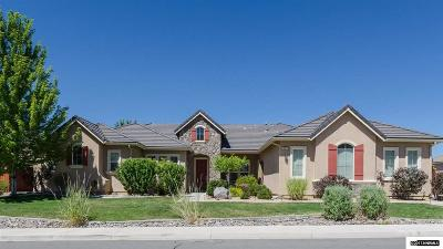 Sparks Single Family Home Active/Pending-Call: 3651 Desert Fox