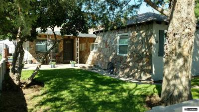 Battle Mountain Single Family Home Active/Pending-Loan: 70 W 2nd Street