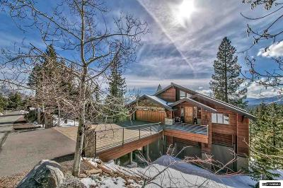 Carson City, Gardnerville, Genoa, Glenbrook, Minden, Dayton, Fernley, Silver City, Stagecoach, Yerington, Incline Village, Reno, Silver Springs, Sparks Single Family Home For Sale: 413 Fairview Blvd