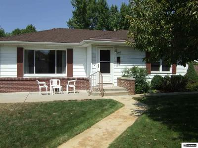 Carson City County Single Family Home For Sale
