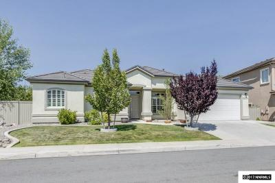 Reno NV Single Family Home Back On Market: $485,900