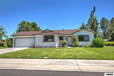 Minden Single Family Home Active/Pending-Loan: 1755 Westwood Ave
