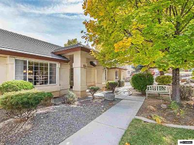 Reno Single Family Home For Sale: 50 Desert Willow Way