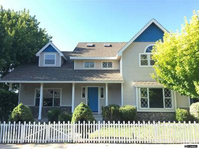 Minden Single Family Home For Sale: 1670 Mackland Ave
