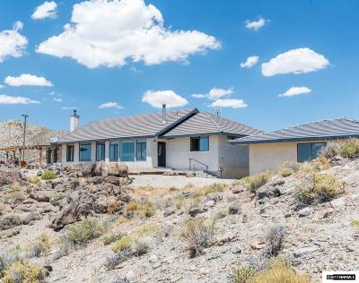 Yerington Single Family Home Active/Pending-Loan: 150 Bowman