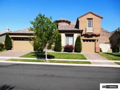 Reno Single Family Home For Sale: 10080 Burghley Lane