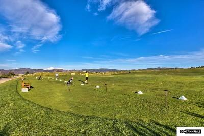 Reno Residential Lots & Land For Sale: 12300 High Vista Drive