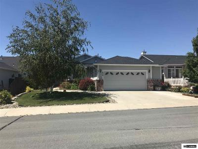 Minden Single Family Home For Sale: 856 Meadow Vista