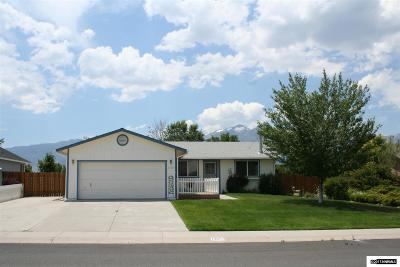 Gardnerville Single Family Home For Sale: 1385 Patricia