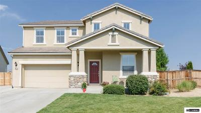 Washoe County Single Family Home New: 6671 Bambey Dr