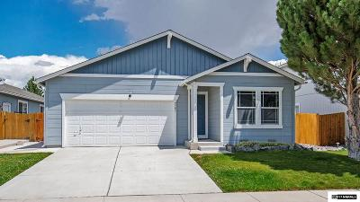 Reno Single Family Home New: 7761 Welsh Dr