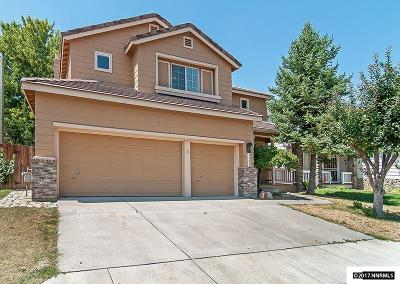 Washoe County Single Family Home New: 3205 Eaglewood Dr