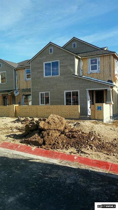 Washoe County Single Family Home New: 2135 Falling Star Loop