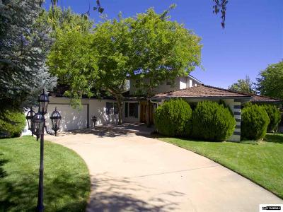 Carson City Single Family Home New: 3 Comstock Circle