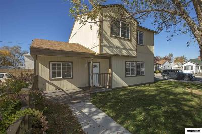 Reno Single Family Home New: 1105 Locust St