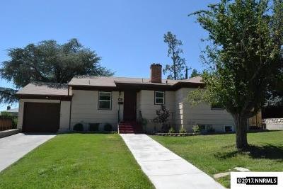 Reno Single Family Home New: 26 Raymond Drive