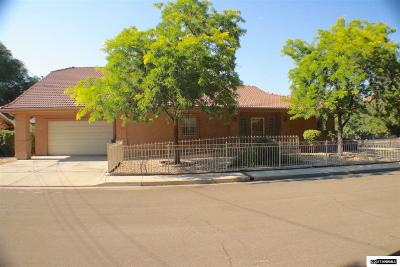 Carson City Single Family Home For Sale: 309 W Park St.