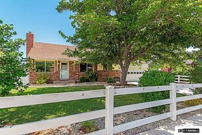 Reno NV Single Family Home New: $318,000