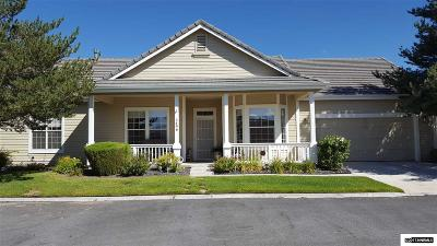 Reno Single Family Home For Sale: 1496 Gaucho