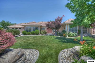 Washoe County Single Family Home Active/Pending-Call: 15120 Western Springs Drive