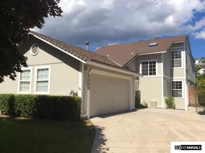 Carson City Single Family Home For Sale: 4260 Mina