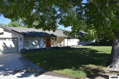 Carson City Single Family Home For Sale: 5720 Gentry Lane