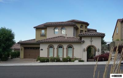 Reno Single Family Home For Sale: 5230 Bellazza Court