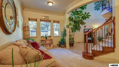 Reno Single Family Home Back On Market: 5225 Bellazza Ct