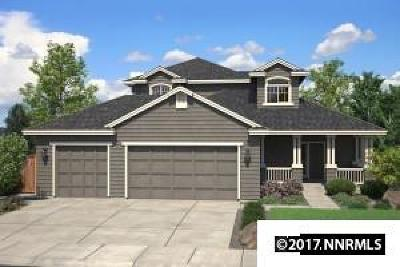 Fernley Single Family Home For Sale: 2271 Hayfield