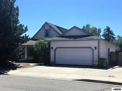 Carson City Single Family Home Price Reduced: 1525 Walker