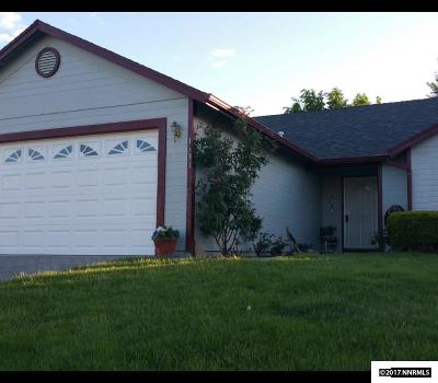 Gardnerville Single Family Home For Sale: 1331 Chichester Dr