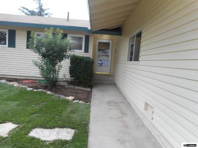 Washoe County Single Family Home For Sale: 1440 Elizabeth St.