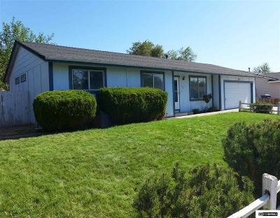 Fernley Single Family Home Active/Pending-Loan: 752 E St