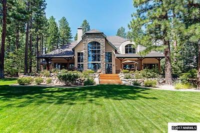 Reno Single Family Home For Sale: 5850 Lausanne Drive