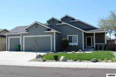 Fernley Single Family Home Active/Pending-Loan: 733 Canary