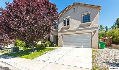 Single Family Home For Sale: 2180 Lucca Lane