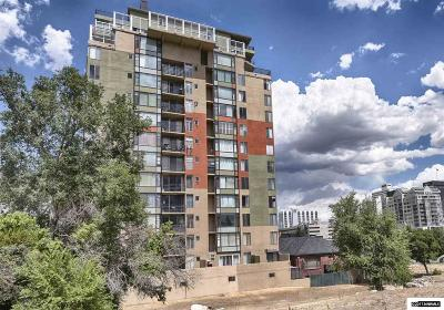Washoe County Condo/Townhouse Active/Pending-Loan: 280 Island Ave. #706