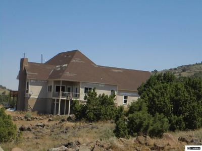 Storey County Single Family Home Auction: 3010 Northstar