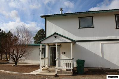 Reno Manufactured Home Active/Pending-Loan: 15320 Pinion Drive