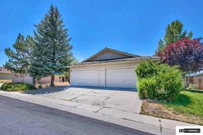 Gardnerville Multi Family Home For Sale: 1331 Kimmerling #A&B
