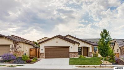 Reno Single Family Home For Sale: 9211 Sassafras Tr.