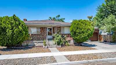 Sparks Multi Family Home Active/Pending-Call: 582 E Street #Single F