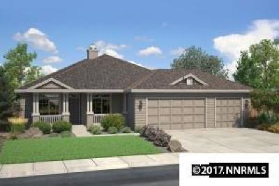 Fernley Single Family Home For Sale: 2259 Hayfield #Ln