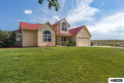 Dayton Single Family Home For Sale: 369 Comstock Rd