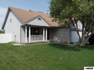 Winnemucca Single Family Home Active/Pending-Call: 1755 Mizpah Street