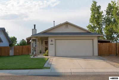 Gardnerville Single Family Home Active/Pending-Loan: 1484 Kathy Way